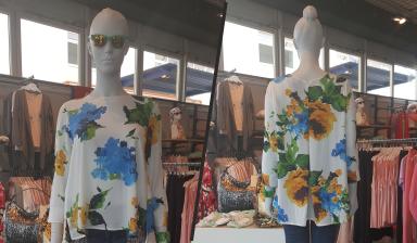 Modetrends,fließendeStoffe,kaschieren,Curvy Star - Salzburg